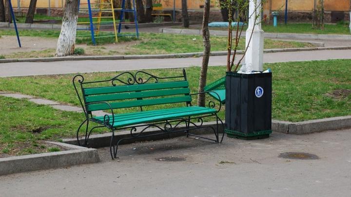 Красноярец в 3 фото показал убогость российских мусорок и показал пример западного благоустройства