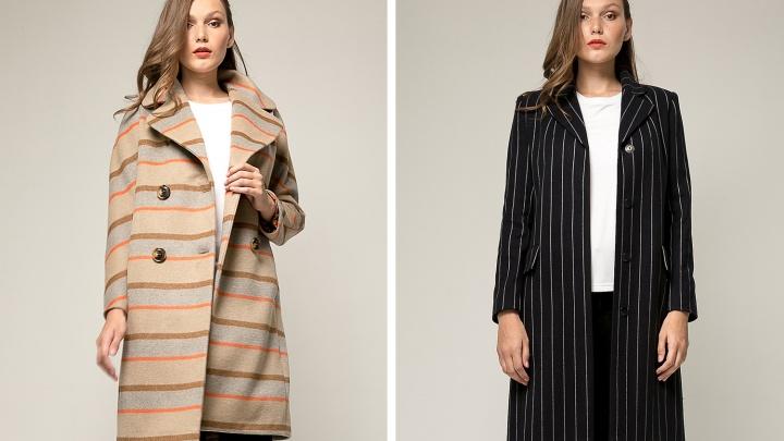Обзор модных пальто: известный бренд выпустил осеннюю коллекцию для стильных горожанок