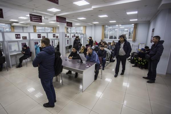 Сибиряк прописал у себя 86 иностранцев