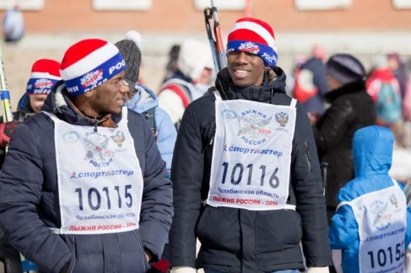 «Лыжня России» объединила всех любителей зимнего спорта