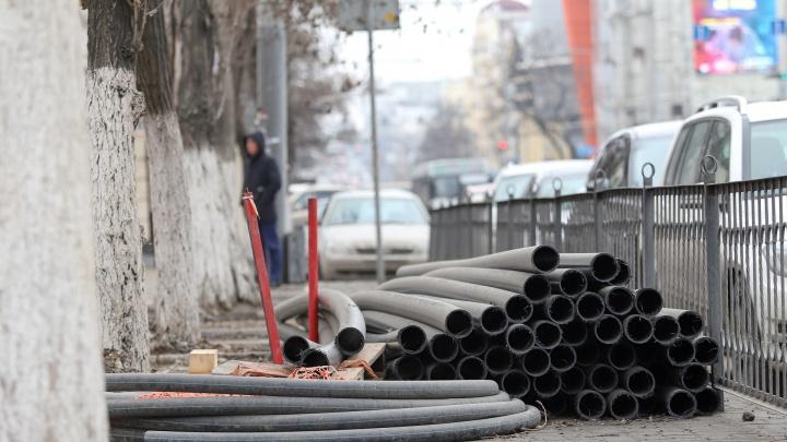 На Доломановском из-за строительства дома на год ограничат движение