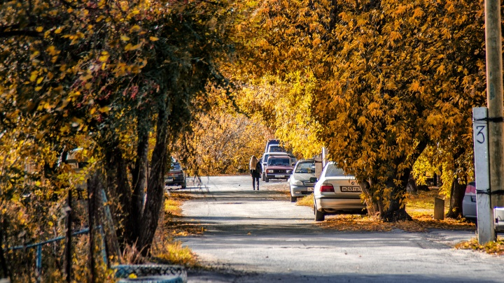 Последние выходные октября удивят тюменцев очень тёплой погодой