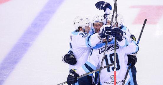 Хоккей: «Сибирь» одержала победу над «Автомобилистом»