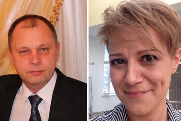 Новый глава департамента транспорта Александр Годованюк, новая глава департамента информационной политики Ирина Самсонова
