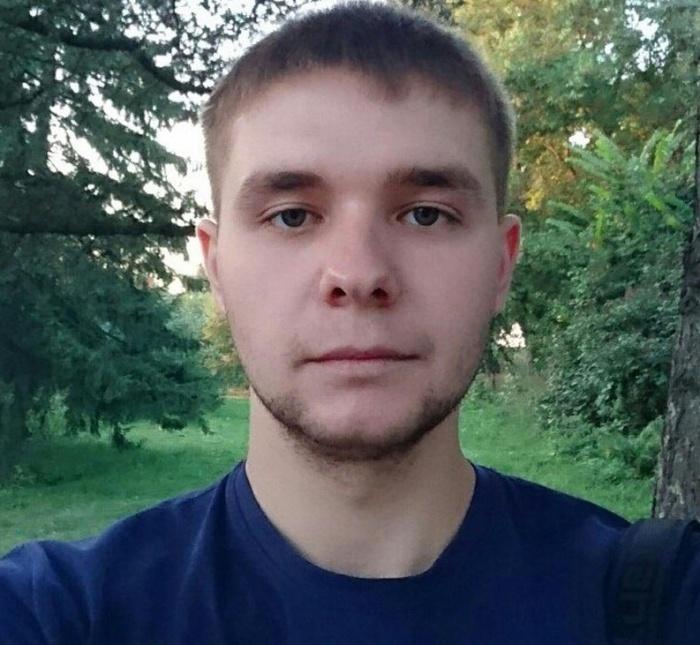 Пропавший Виталий Фоменко