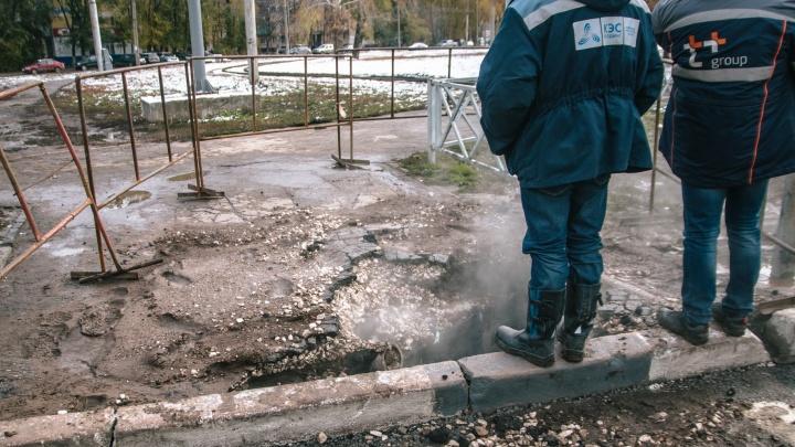 «В квартирах станет прохладнее»: в Кировском районе коммунальные службы будут устранять неполадки