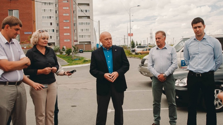 Единороссы сделали бывшего замгубернатора председателем тюменской городской думы