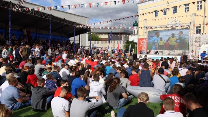 Россия — Испания: где в Ярославле посмотреть игру нашей сборной в плей-офф ЧМ-2018
