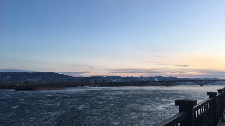 Потепление до +9 приходит в Красноярск перед резким похолоданием