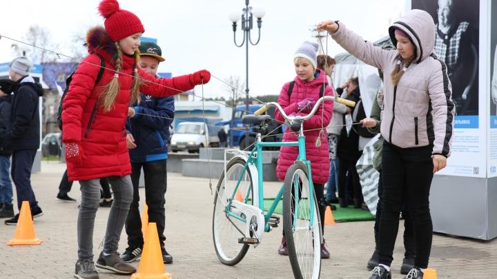 Флешмоб, игры и фотоконкурс: газовики Прикамья поддержали фестиваль #ВместеЯрче