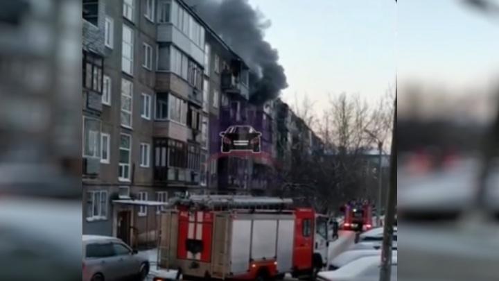 Мужчина погиб в загоревшейся по глупой причине квартире на Маяковского