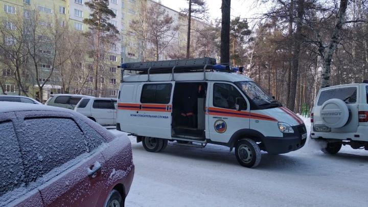 Новосибирские спасатели рассказали, как избежать взрыва газа в жилом доме