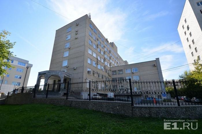 Здание на Московской, 11