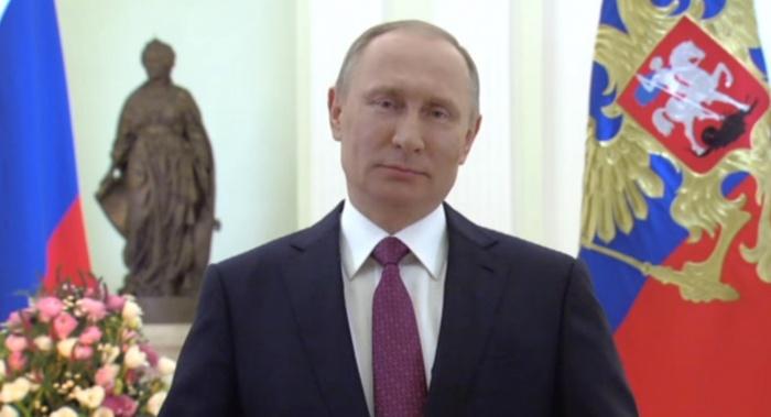 Владимир Путин сказал, чтоженщина— это тёплый, светлый образ всудьбе каждого мужчины