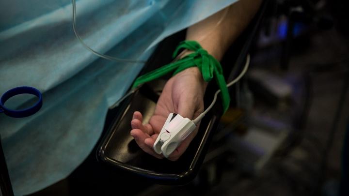 Пропавший под Новосибирском мужчина найден в больнице после аварии