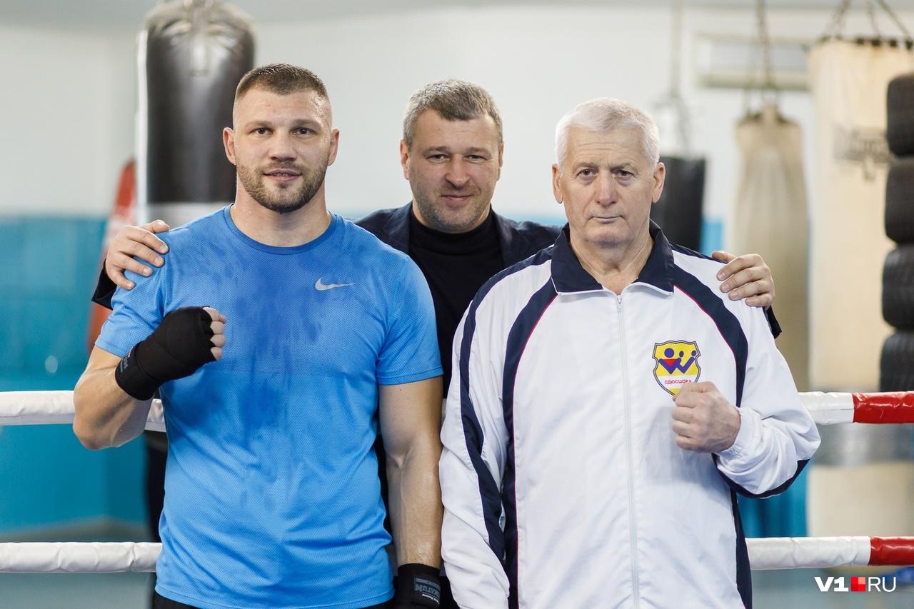 Валерий Макиенко помнит Романова с первой тренировки, а Василий Васильев сопровождает Евгения на протяжении всей его профессиональной карьеры