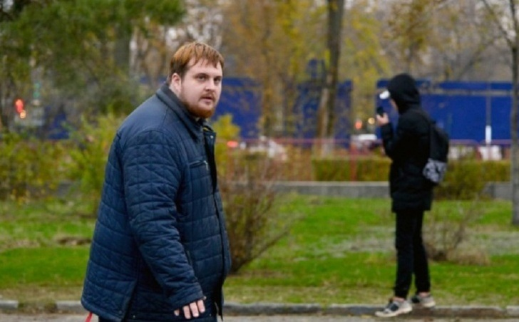 Алексея Волкова за «Родину-мать» в зелёном цвете долгое время держали под домашним арестом