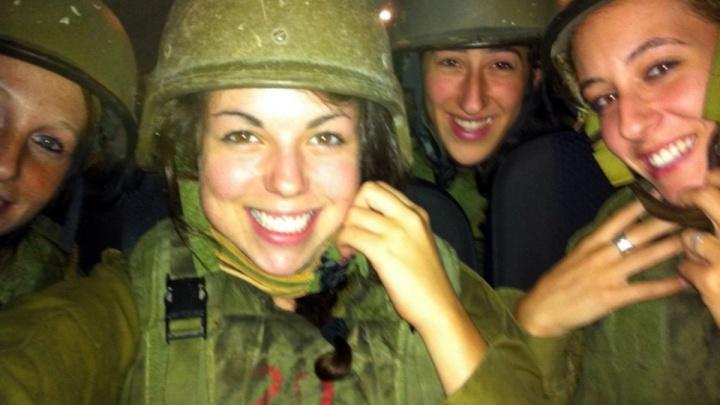 Омичка рассказала, как попала в израильскую армию