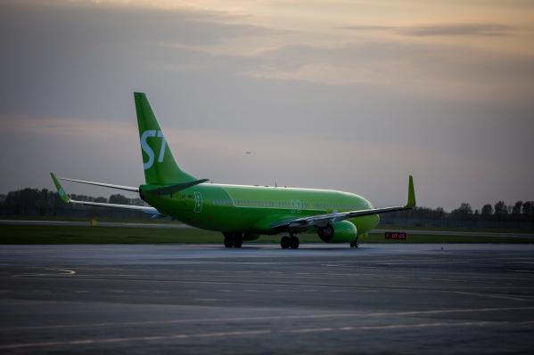 Новосибирская авиакомпания расположилась на третьей строчке