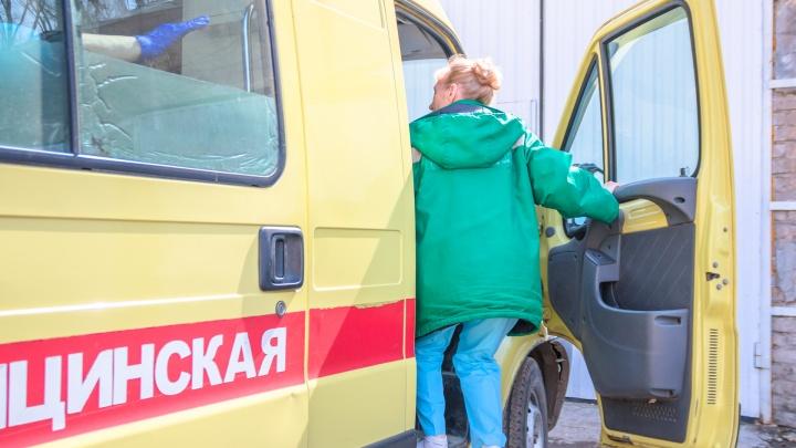 На проспекте Металлургов водитель «одиннадцатой» сбил девушку и 6-летнего ребенка