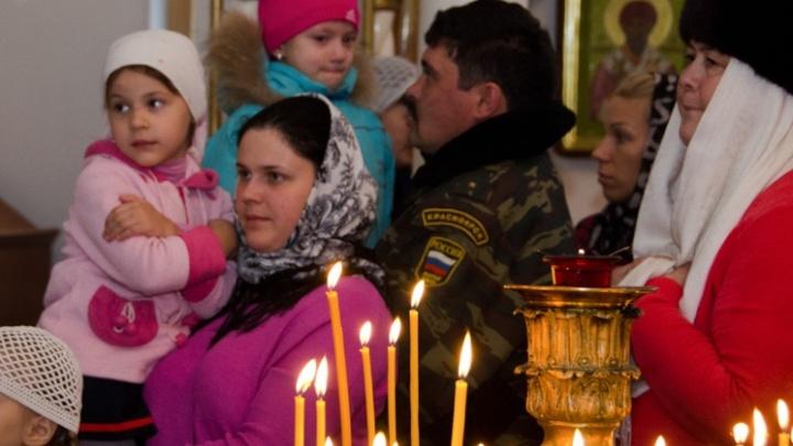 Епархия попросила место под новый храм в районе парка «Троя»