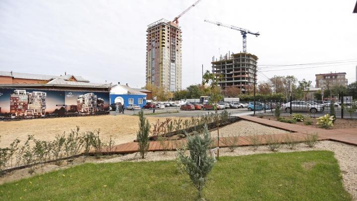 Бассейн, офисы и ресторан: в Челябинске построят деловой центр с квартирами для трудоголиков