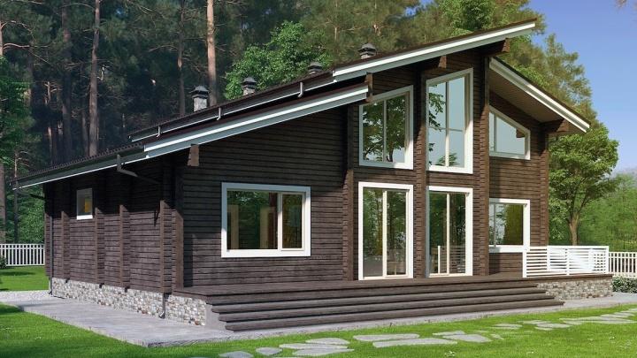 Новогодний ценопад: дом под ключ на 141 кв. м за 1,5 млн рублей предложили с двойной выгодой