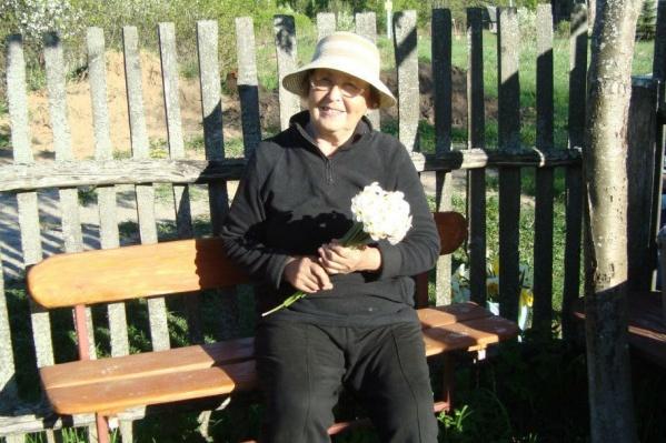 Галина Дмитриева может нуждаться в медицинской помощи