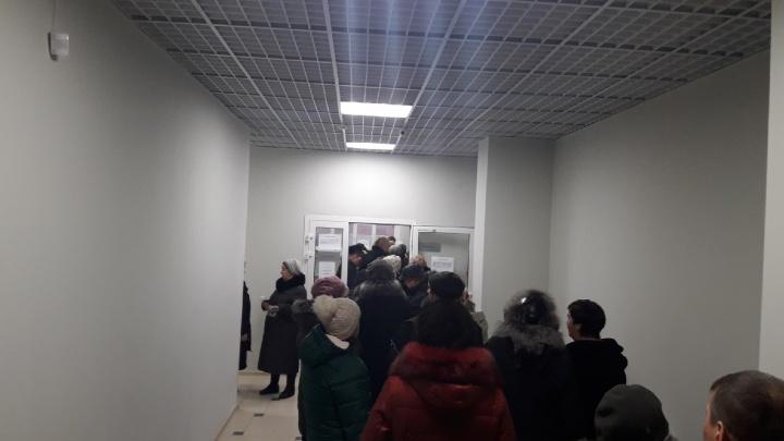 Страсти по квитанциям: в офисы «Газпром межрегионгаз Самара» выстроились очереди