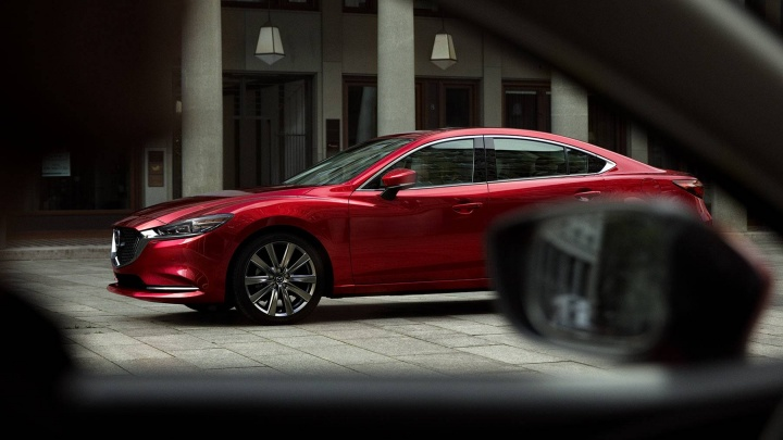«МЦ-Маршал» открывает предзаказ на абсолютно новую Mazda6