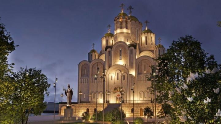 За сутки в мэрию поступило 2,5 тысячи обращений с предложениями, где построить храм