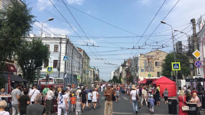 Гуляем три дня: на выходных в Самаре изменится схема движения транспорта