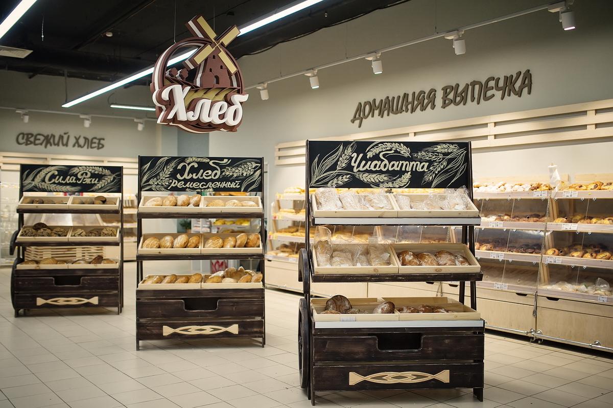 Новая линейка ремесленного хлеба появилась в супермаркетах «Райт» осенью