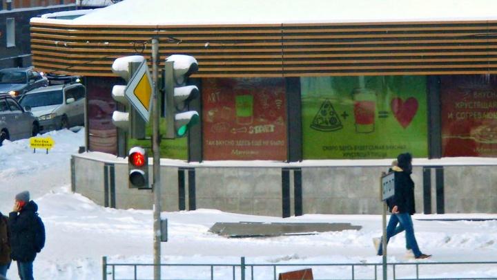 Место закрывшегося «Макдоналдса» на Студенческой займет итальянское кафе с пиццей и вином