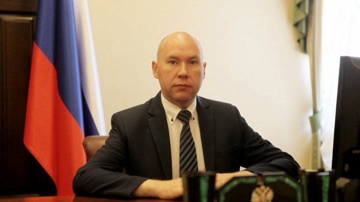 ФСБ задержалапомощника полпреда президента на УралеАлександра Воробьёва
