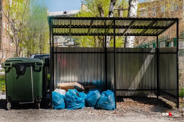 Спустя несколько месяцев выяснилось, что пермяки мусорят почти в два раза меньше, чем предполагалось
