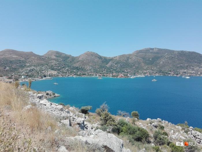 Вспышка зафиксирована в провинции на побережье Чёрного моря