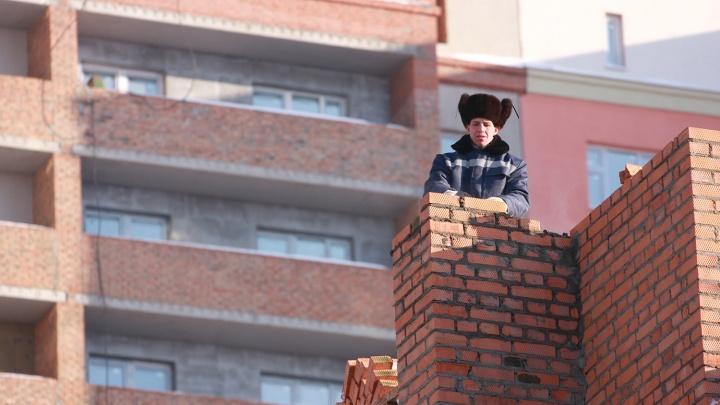 Новосибирская область обогнала соседние регионы по строительству новых квартир