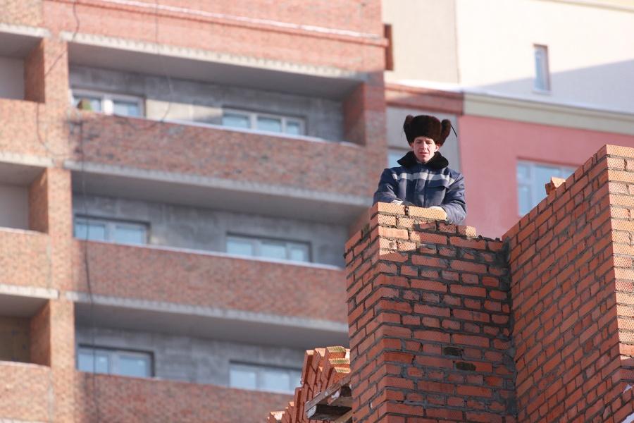 ВКрасноярском крае упали темпы ввода жилья
