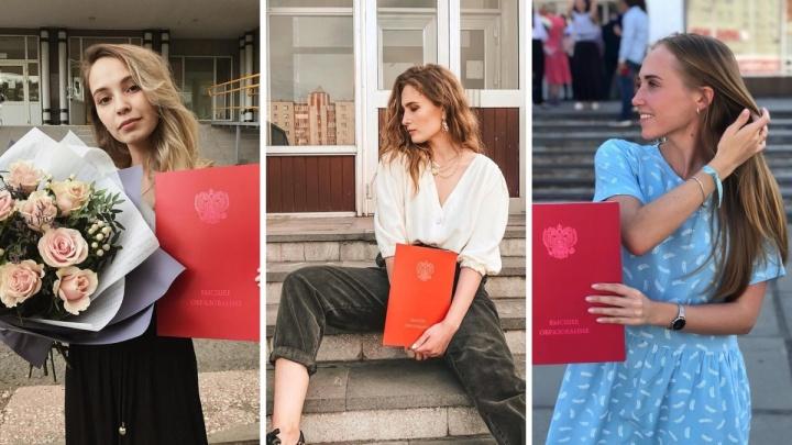 Бакалавры и магистры: смотрим на выпускников и выпускниц омских вузов, которые получили дипломы
