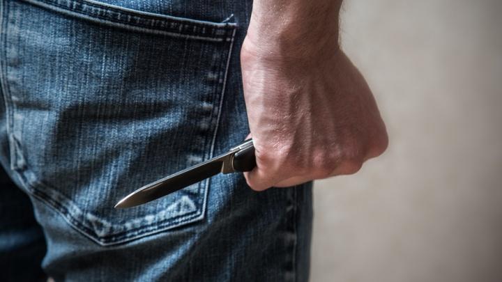 В Уфе в парке Лесоводов мужчина с ножом напал на девочку