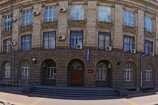 Дело рассмотрит Кировский районный суд
