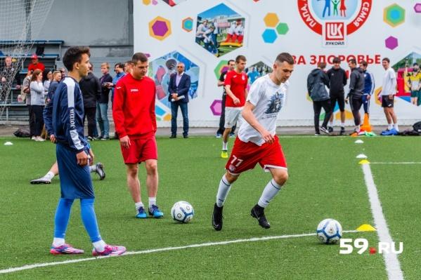 Задачи, которые ставят перед собой организаторы, — подготовка резерва футбольного клуба «Звезда»