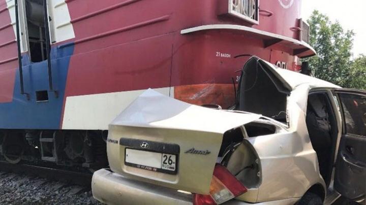 Стали известны личности погибших под поездом «Уфа–Новороссийск»