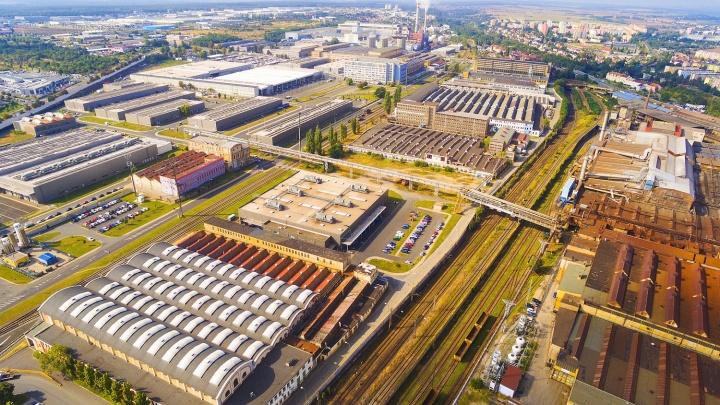 В Екатеринбурге сохранился высокий спрос на объекты промышленной недвижимости