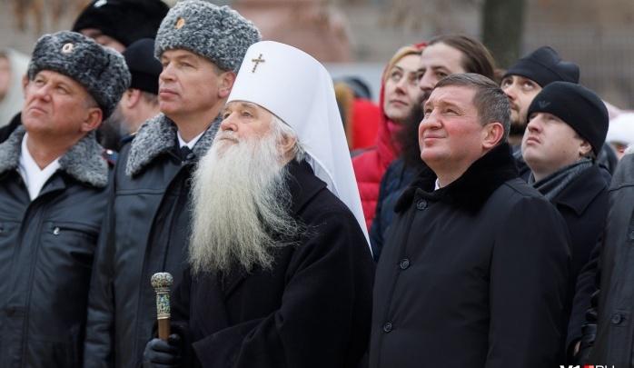 Крест на храме и «Красном Октябре». Самые громкие события этой недели в Волгограде