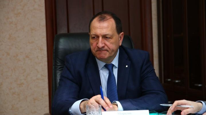 Сергей Марков вновь примет жалобы населения на ЖКХ