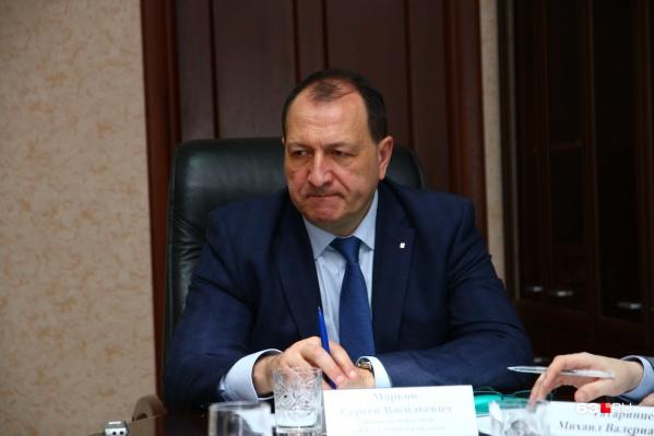 Сергей Марков идет в народ уже второй раз