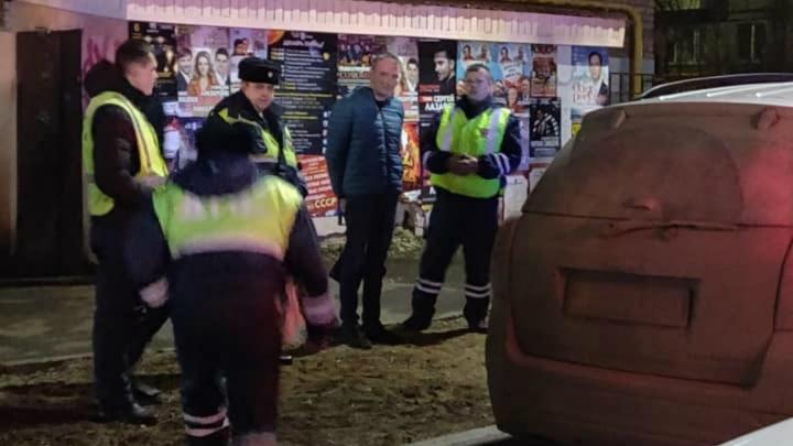 В Ярославле депутата возмутила погоня в центре города