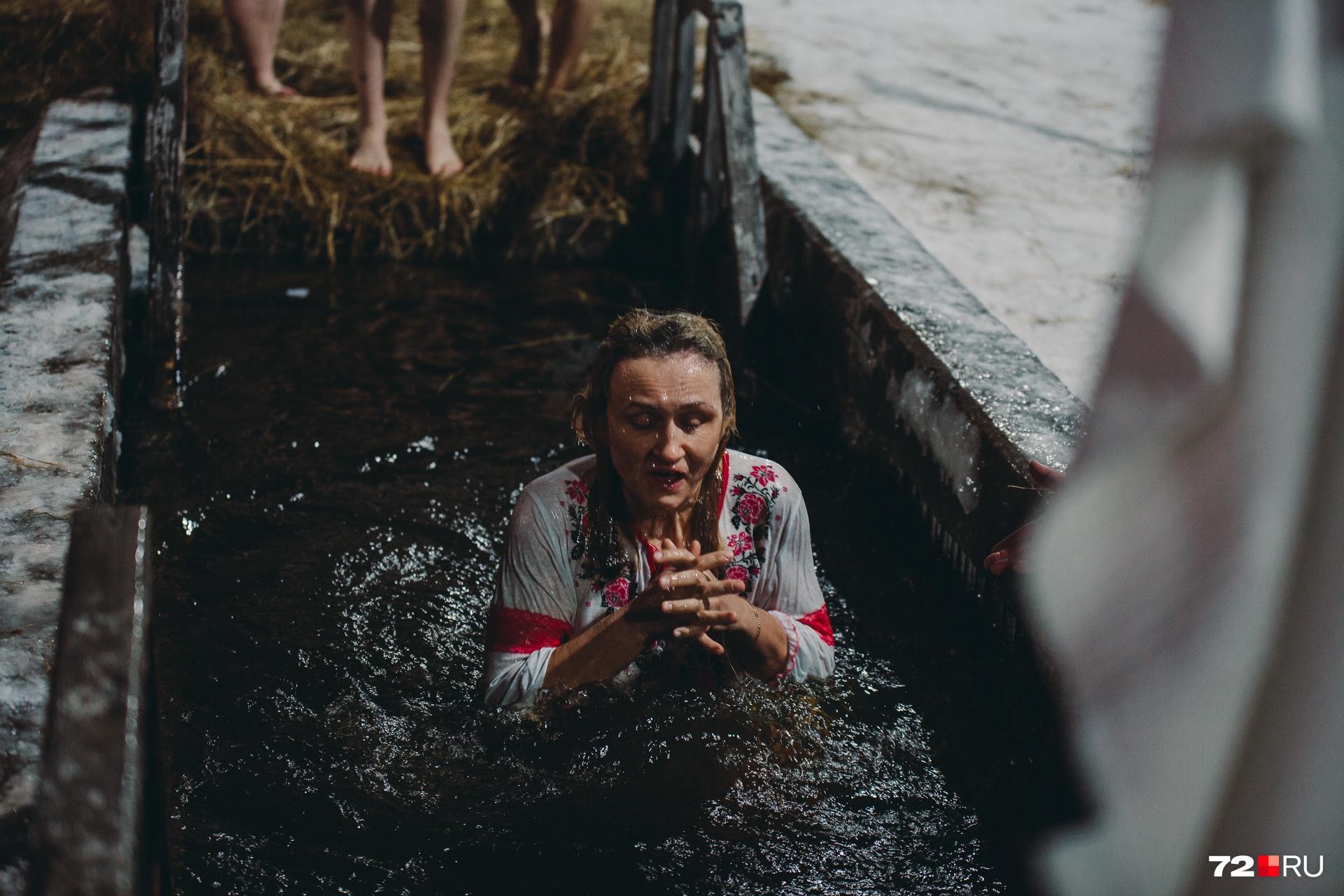 Оказавшись в воде, вы все равно забудете все молитвы